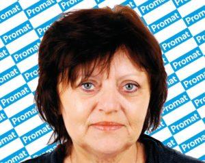 Fotografie zaměstnance Helena Apolínová