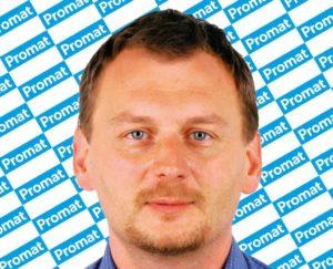 Fotografie zaměstnance Ing. Petr Kejklíček