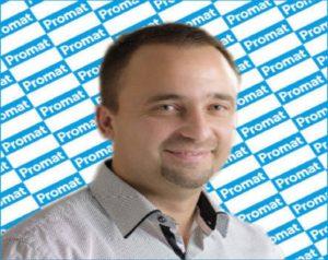 Fotografie zaměstnance Ing. Vladimír Kordoš